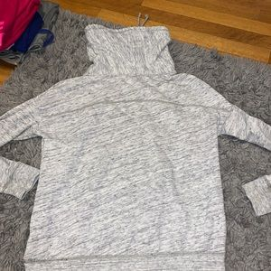 Funnel neck Holister hoodie